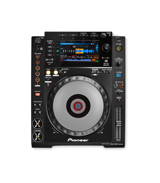 DJ CD atskaņotājs Pioneer CDJ-900NXS