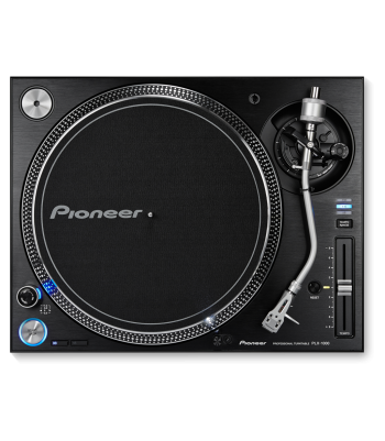 DJ Pioneer PLX-1000 turntable
