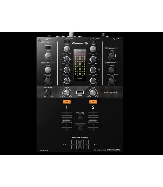 DJ Mixer Pioneer DJM-250MK2