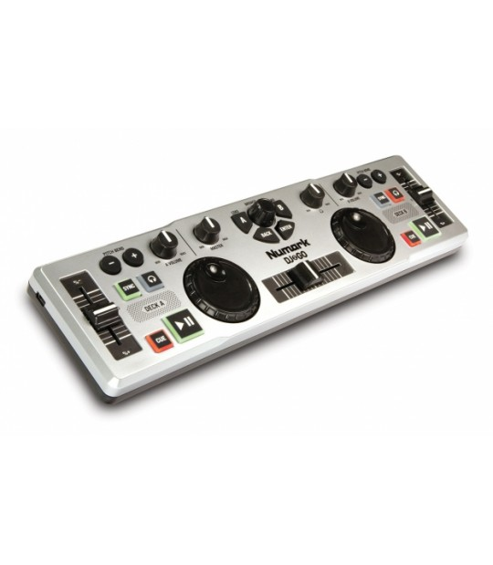 DJ kontrolieris Numark DJ2GO