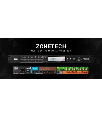 Multiprocessor Rane ZONETECH