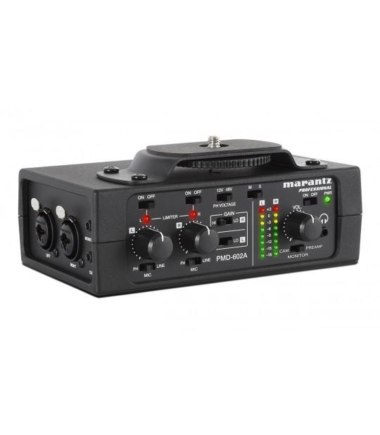 Audio Interface Marantz PMD-602A