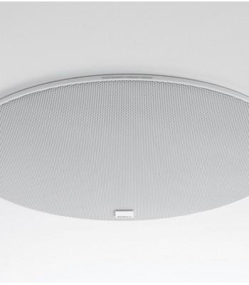 Built-in speaker system...