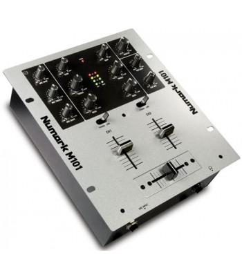 DJ микшер Numark M101